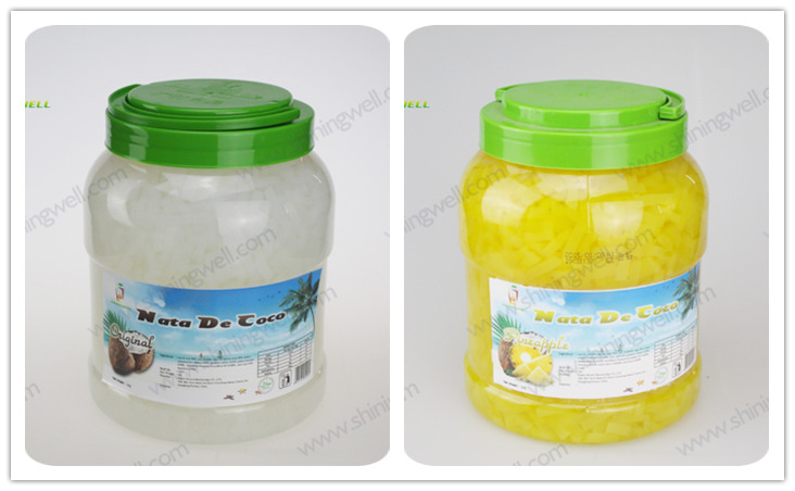 nata de coco bottle package