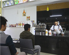 Bubble Tea Training for Employee