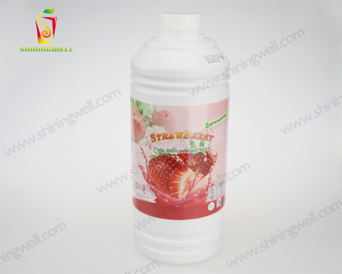 Superior pulp juice concentrate - Strawberry