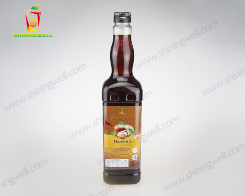 Vanilla flavour syrup for bubble tea,coffee